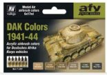 VAL71207 DAK (German Afrika Korps) Colors 1941-1944